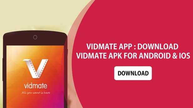 Download Vidmate App Free from 9App APK Store